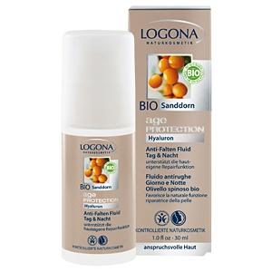 Logona Age Protection Ránctalanító arckrém 30 ml női