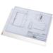 ESSELTE Genotherm lefűzhető -47182- A3/85mic NARANCSOS ESSELTE <10db/cso