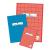 SilverBall Spirálos zsebkönyv A7 50 lapos VONALAS SilverBall <10db/csom>