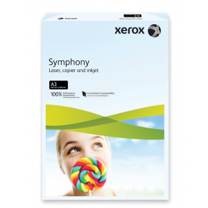Xerox Másolópapír színes -003R91953- A3/80gr. KÉK XEROX Symphony