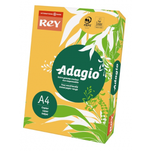 ReyAdagio Másolópapír A4/80gr 336112 színes élénk ARANY/GOLD Rey Adagio