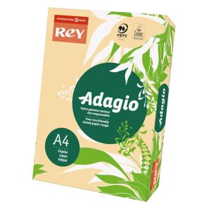 ReyAdagio Másolópapír A4/80gr 336033 színes pasztell LAZAC/SALMON Rey Adag