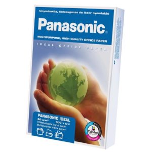 Másolópapír A3/80g. Panasonic IDEAL <500ív/csom>