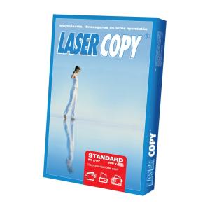 Lasercopy Másolópapír A3/80gr. Laser Copy STANDARD <500ív/csom>
