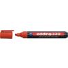 EDDING Filctoll -330-01- vágott alkoholos 1-5mm FEKETE EDDING