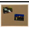 BI-OFFICE Parafatábla egy oldalas fa keretes 40x60 -MC030014010- BI-OFFICE