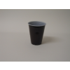 No-name Pohár műanyag 1,8dl barna