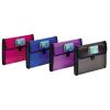 Foldermate Harmónika irattartó -154-P- kapcsos PINK Foldermate <12db/csom>