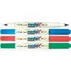 UNI CD marker -PD-153-T- mindkét végén író KÉK UNI <10db/dob>
