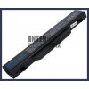 513129-121 4400 mAh 8 cella fekete notebook/laptop akku/akkumulátor utángyártott