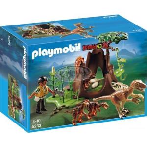 Playmobil Menekülő Velociraptor - 5233