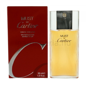 Cartier Must De Cartier EDT 50 ml