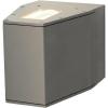 Conrad Kültéri fali lámpa, CDM fényforrás, ezüst-szürke, G8.5, SLV Beam 227015