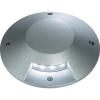 Conrad Burkolat a Big LED-Plot-hoz, ezüst-szürke, SLV 1 Beam 227371