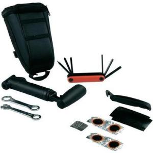 Conrad Perfekt kerékpár szerszám készlet táskával, 62036