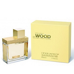 Dsquared She Wood Golden Light Wood EDP 100 ml