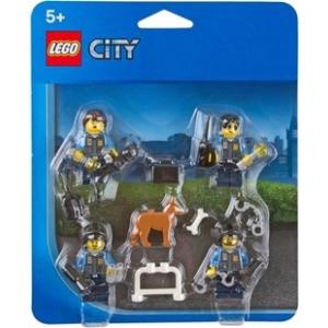 LEGO City - Rendőrségi felszerelés szett 850617