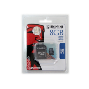 Kingston microSDHC 8GB (Class 4)