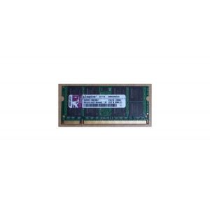 Kingston NB Memória DDR2 1GB 667MHz CL5 SODIMM