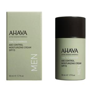 Ahava AHAVA MEN Ránctalanító hidratálókrém SPF15 - 50 ml