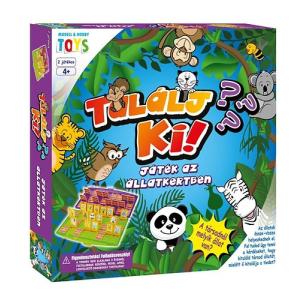 Funville Találj ki! Játék az állatkert