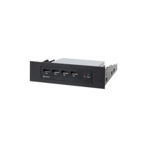 Sharkoon 4-PORT USB HUB (4044951008872)
