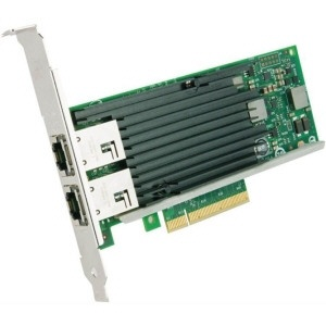 Intel ETHERNET X540-T2 SERVER ADAPTER RJ45 PCI-E (X540T2)
