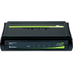 Trendnet 5XGIGABIT GREEN SWITCH (TEG-S5G)