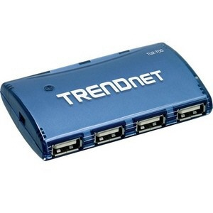 Trendnet HIGH SPEED USB 2.0 7-PORT HUB /W POWER ADAPTER (TU2-700)