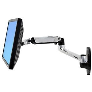 Ergotron LX WALL MOUNT LCD ARM VESA MIS-D UP TO 9.1 KG (45-243-026)