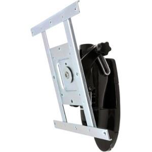 Ergotron LX HD WALL MOUNT PIVOT E-COAT BLACK (45-269-009) * külső raktárról 2 munkanapon belül