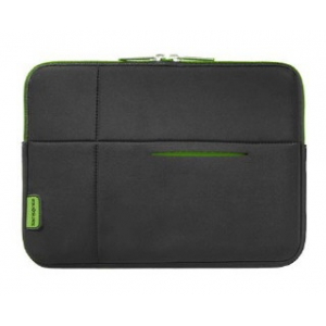 SAMSONITE NB Sleeve Laptop Sleeve 7 Fekete/zöld- (U37-019-004)