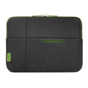 SAMSONITE NB Sleeve Laptop Sleeve 7  Fekete/zöld- (U37-019-004)