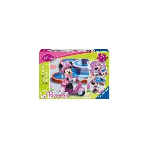 Ravensburger Minnie a parkban