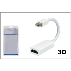 Dinic Mini DisplayPort - HDMI adapter MDP-HDMI