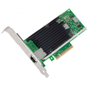 Intel ETHERNET X540-T1 SERVER TWINVILLE RJ45 PCI-E SINGEL PORT (X540T1)