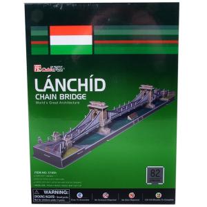 Shantou Lánchíd 3D puzzle