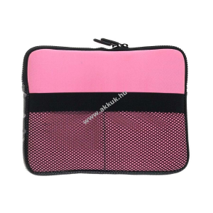 "Powery Notebook tok / Laptop tok / Netbook tok / Tablet tok 9,7"" (24,6cm) Modell 19 Pink"