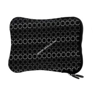 "Powery Notebook tok / Laptop tok / Netbook tok / Tablet tok 10,2"" (25,9cm) Modell 48 fekete"