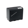 Powery Utángyártott akku Sony videokamera DCR-VX2000 6600mAh fekete