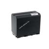 Powery Utángyártott akku Sony videokamera PLM-50 6600mAh fekete