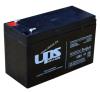 UPS POWER Helyettesítő szünetmentes akku APC Back-UPS CS 350 CS350 szünetmentes áramforrás