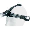 Conrad LED-es fejlámpa HD3 fekete színben Ansmann