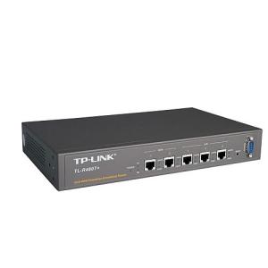 TP-Link Vezetékes Router WAN (2x100Mbps) + LAN (3x100Mbps)