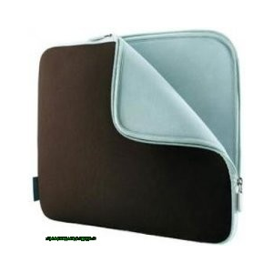 "Belkin Notebook Sleeve Neoprene 15,6"" Brown"