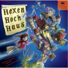 Drei Magier Spiele Hexenhochhaus - Boszorkányok tornya társasjáték