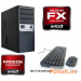 Gamer PC AMD FX-6300 6 magos CPU!+HD7770 1GB vga