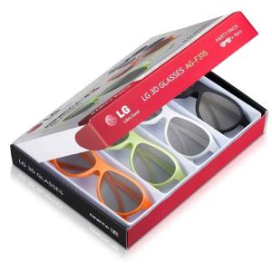 LG LG AG-F315 3D szemüveg