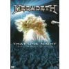 Megadeth That One Night - Live In Buenos Aires (DVD)