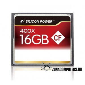 Silicon Power CF 16GB 400x
